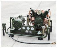 Breathing air compressor/fire brigades GS - 206 fire/ breathing fire diving Air Compressor  Air Compressor Breathing Manufactures