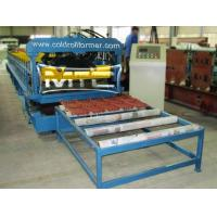 Roofing Glazed Tile Forming Machine MX28-207-828 Manufactures