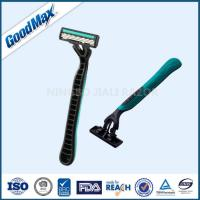 Stainless Steel Triple Blade Razor No Electric Good Hardness Good Grip Manufactures