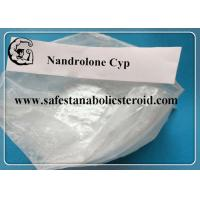 Semi - Finshed  Injectable Nandrolone Cypionate Safe Steroids For Bodybuilding 200mg / Ml Manufactures