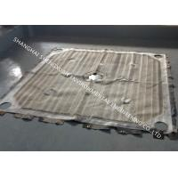High Tensile Strength Press Filter Cloth Synthetic Polyproplene Woven 750 AB Manufactures