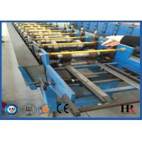 Window / Door Frames Roll Forming Machine 5.5 KW 380V With PU Foam Insulated Manufactures