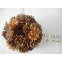Quality Christmas ball,Natural material holiday decoration and home decoration,christmas for sale