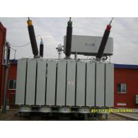 Low Loss On Load Tap Changer 220kv Oil Immersed Power Transformer For Factory Manufactures