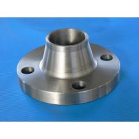 ANSI DIN Standard Forged Steel Flanges / Welding Neck Flange , Stainless Steel Diameter 200 - 1200 mm UT test Manufactures
