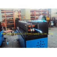 Buy cheap Light Steel C Truss Roll Former Machine Furring Channel / Roof PLC Control from wholesalers