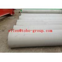 A312 Welded Stainless Steel Tubing BIG SIZE 1000 - 3600MM OD TP304 TP316L TP316TI F321 Manufactures
