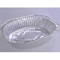 Full Size Aluminum Disposable Baking Pans Deep Steam Table Tray For Chicken Roaster Manufactures