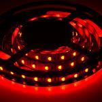 0.5W RGB Digital Rgb Led Strip , Waterproof Flexible Lights DC12V SMD 5050 IP20 IP65 Manufactures