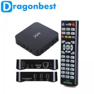 China Amlogic XBMC TV Box MX Android 4.2 Internet Tv Box Buletooth Amlogic 1G 8G AML8726 - MX on sale
