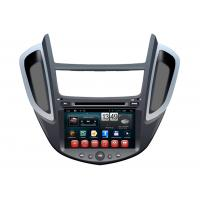 Quality Android Chevrolet GPS Navigation TRAX 2014 DVD Bluetooth Hand-Free Name Search Phonebook for sale