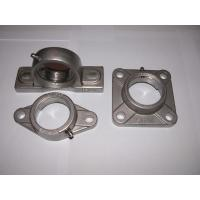 UCFL210, UCFL210-29 Pillow Block Bearings With Grub Screws of Cast Iron Pillow Blocks Manufactures