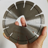 China 6 Inch Early Entry 32x2.6x10mm Diamond Concrete Saw Blade on sale