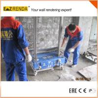 Stainless steel 304 Toothed Pipes Concrete Plastering Machine Manufactures