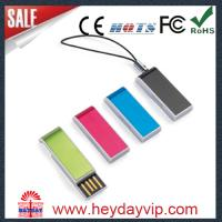 China OEM Mini memory stick duo with printing customized logo for gift china supplier on sale