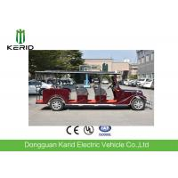 Resort 8 Person Classic Electric Vintage Cars For Personal Transport Manufactures