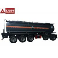 Dilute Tanker Truck Trailer Mono Block Cylinder 22cmb Capacity Integral Forming Manufactures