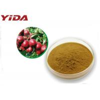 Buy cheap 535 83 1 Hawthorn Extract Powder C6H13NO3 Medicine Grade Prevent Atherosclerosis from wholesalers