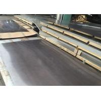Automative Car Stainless Steel Plate Hot Rolled 304H A240M-07 Manufactures