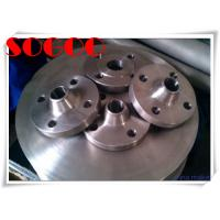 UNS S32750 Socket Weld Flange Super Duplex Steel With ISO Certificate Manufactures