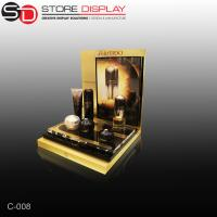 Custom Fancy Acrylic Countertop Displays for skincare products Manufactures