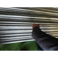UNS N06601 Inconel 601 Inconel Pipe , Seamless Heat Exchanger Tubes ASTM B163