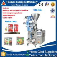 China Rainbow Candy / M&M candy Vertical Packaging Machine with beautiful bag on sale