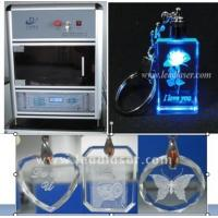 High Accuracy Automatic Laser Marking Machine 532 nm Laser Wavelength Manufactures