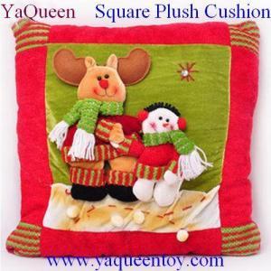 Plush Cushion Manufactures