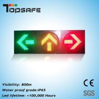 200mm (8 inches) Traffic Signal Lamp with 3 Directional Arrows (TP-FX200-3-203-3) Manufactures