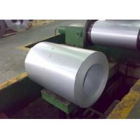 China 201 304 Stainless Steel Cold Rolled Coils , Mill Edge Cold Rolled Galvanized Steel Coil on sale