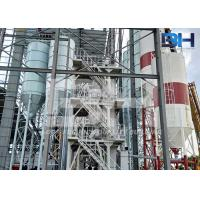 China Large Scale Dry Mortar Plant , High Efficiency Dry Powder Blender Machine on sale