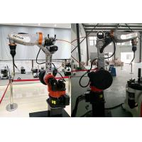 Automatic Arc Welding Robot Flexible Mounting Long Service Life Six Axis Movement Manufactures