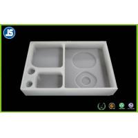 Embossing Pringting Medical Blister Packaging , White Soft Blister Tray Manufactures