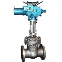 Cast Steel Electric Motor Operated Valve Electric Actuated Gate Valve Manufactures