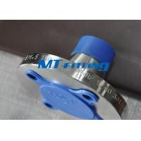 China ASME B16.5 DN300 Flanges Pipe Fittings F309S / F310S Welding Neck Flange on sale