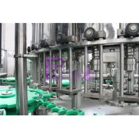China SUS304 Filling Machine Glass Bottled Alcohol Filler Crown Cap on sale