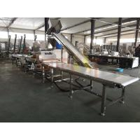 China High Output Pet Food Extruder Machine Chicken And Beef Stick  Processing Line on sale