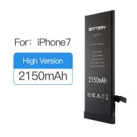 China Rapid Charge Apple Iphone New Battery 2150mAh 0 Cycle 550 Recycling Times on sale
