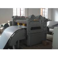 Quality Ss Sheet Metal Cutting Machine With 5tons Dyraulic Uncoiler Automatic Shearing for sale