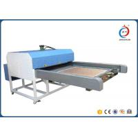 Double Working Position Automatic Heat Press Machine Textile Printing Machine Manufactures