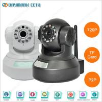 WiFi Home IP Camera support 32G TF Card Recording Manufactures