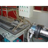 China Moderate Gloss PVC Profile Extrusion Line , Profile Making Machine For Seal Band on sale