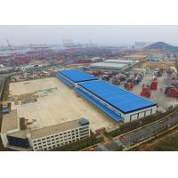 Industrial Steel Structure Logistics Warehouse Design And Construction Manufactures