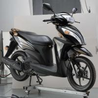 China CDI Gas Motor Scooter 125cm3 Cylinder Capacity Spark Ignition 1935x700x1110 on sale