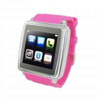 Smart Bluetooth Watch with caller ID+SMS display+mobile phone anti-lose+sync phonebook Manufactures
