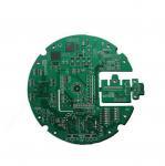 HALS lead free FR4 Rigid PCB Board / PCBA 900 x 580mm green Solder Mask Manufactures