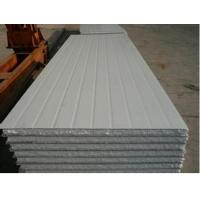 Insulated EPS Sandwich Panels 970mm / 1150mm Waterproof and Light in weight Manufactures