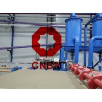 High Efficiency Fiber Cement Board Production Line Flow On Process Eco Friendly Manufactures