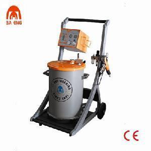 Electrostatic Powder Coating Machine (C-315) Manufactures